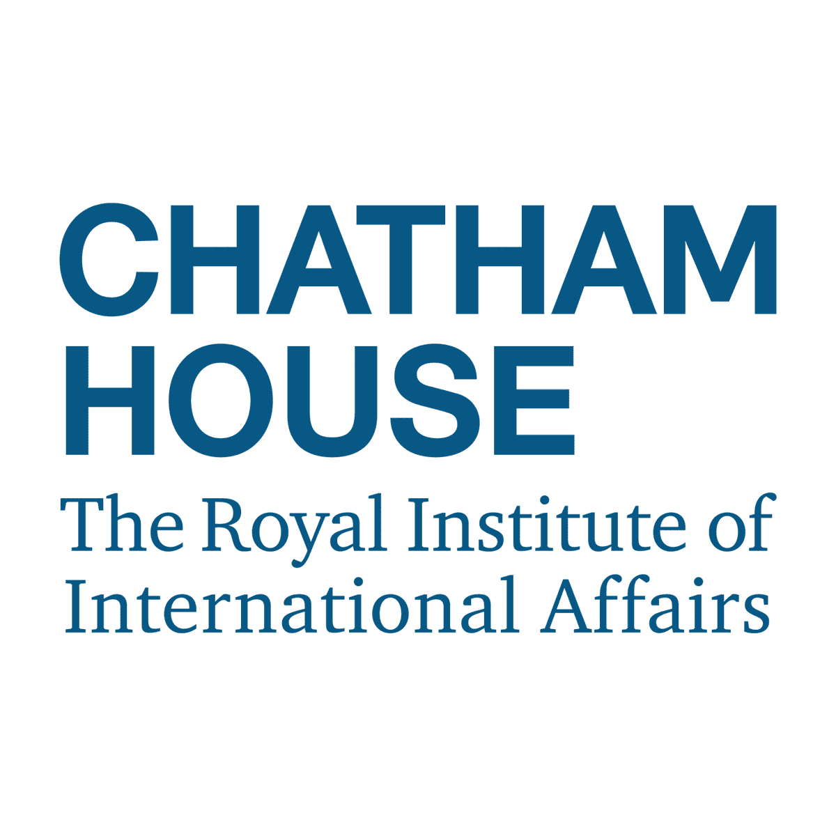 Chatham House - The Royal Institute of International Affairs on Market of Expert Networks