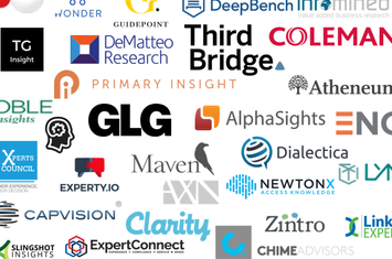 More than 100 expert networks