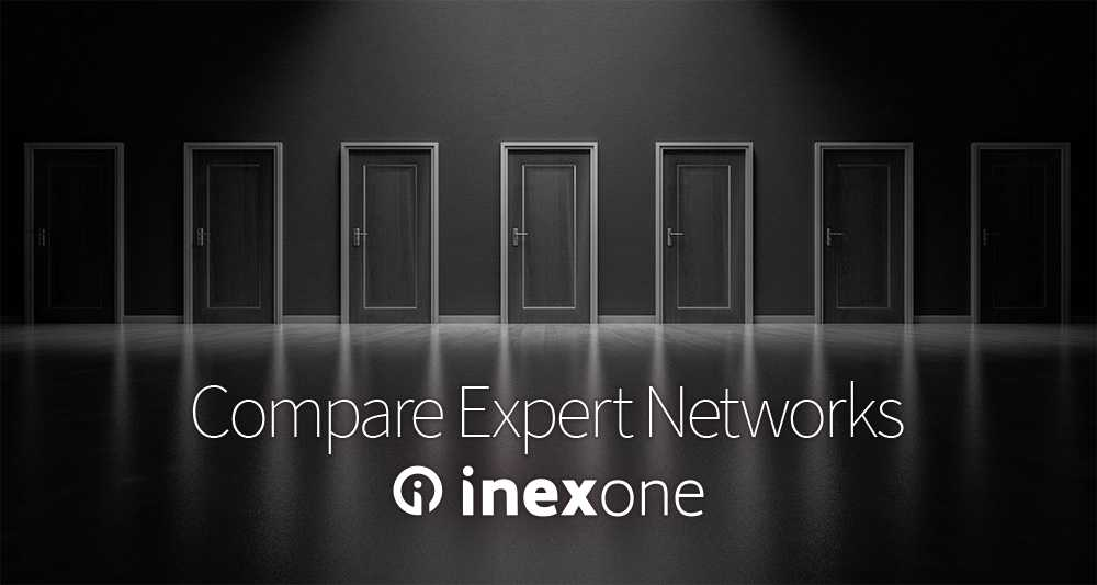 Compare Expert Networks with Inex One